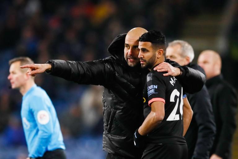 Riyad Mahrez - PSG, Pep Guardiola décide