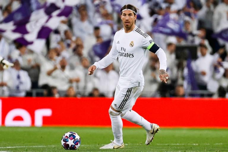 Sergio Ramos, capitaine emblématique du Real Madrid