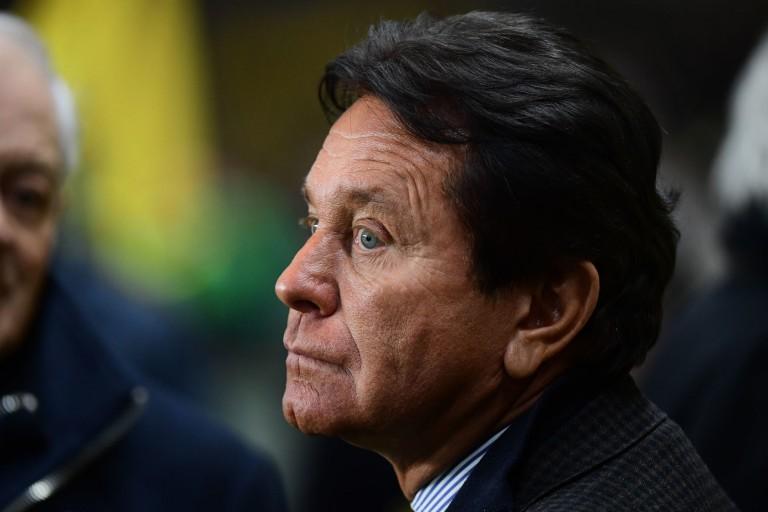 Waldemar Kita et le FC Nantes ridiculisés par les supporters du Stade Rennais FC
