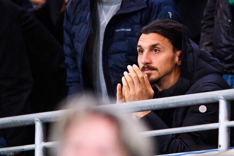 Zlatan Ibrahimovic n'est pas certain de poursuivre à l'AC Milan