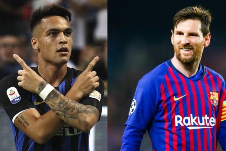 Lionel Messi à l'Inter Milan? Le capitaine du Barça a tranché
