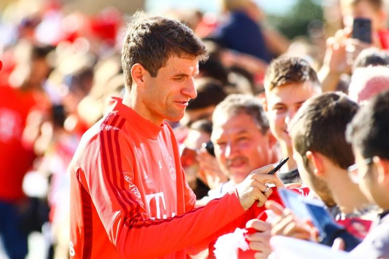 Thomas Müller a signé un nouveau contrat avec le Bayern Munich