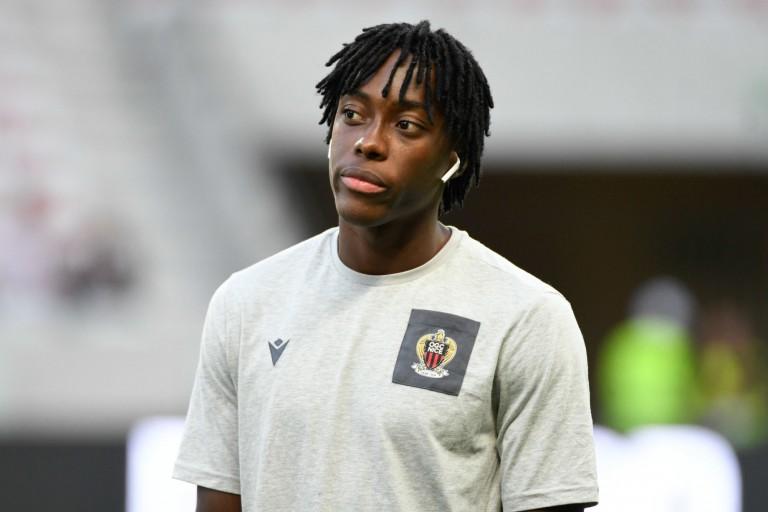 Arnaud Lusamba en fin de contrat avec l'OGC Nice
