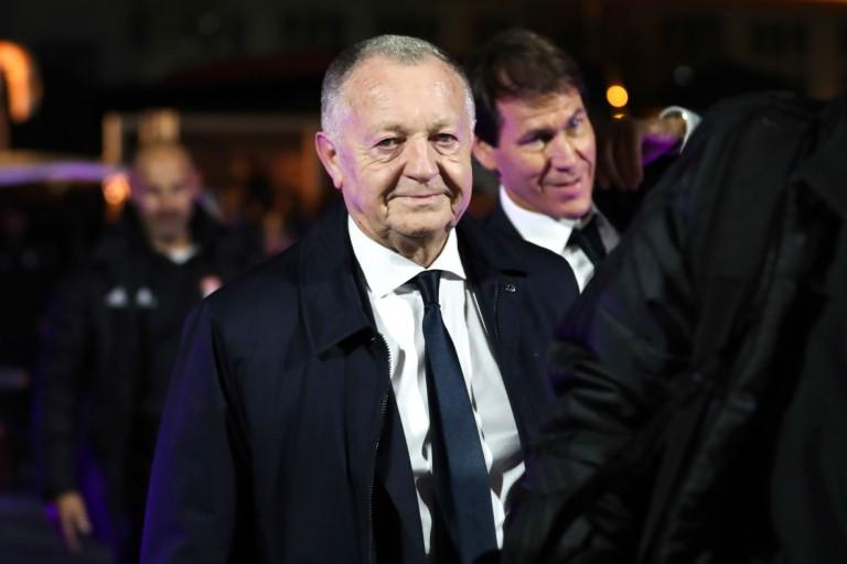 La reprise des entraînements pourrait être une première étape du souhait de Jean-Michel Aulas de reprendre la Ligue 1