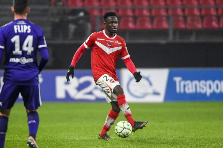 Emmanuel Ntim, les Girondins de Bordeaux intéressés