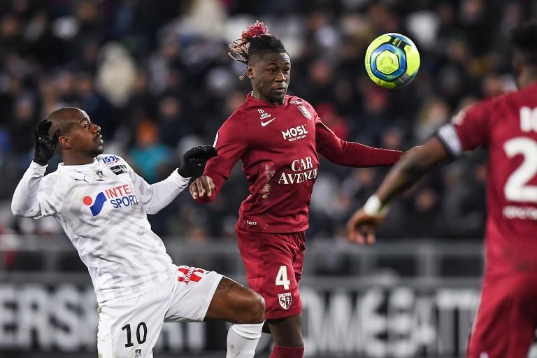 Kévin N'Doram entre le RC Lens et le FC Metz