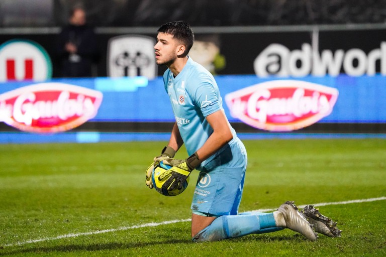 Gerónimo Rulli quitte Montpellier HSC