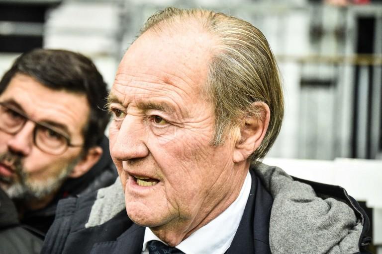 Gervais Martel, ancien président du RC Lens (1988-2012 et 2013-2017)