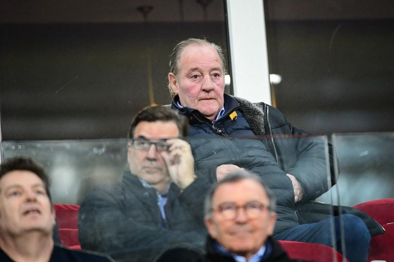 Gervais Martel, ex-président du RC Lens envisage de retrouver ses homologues à la LFP