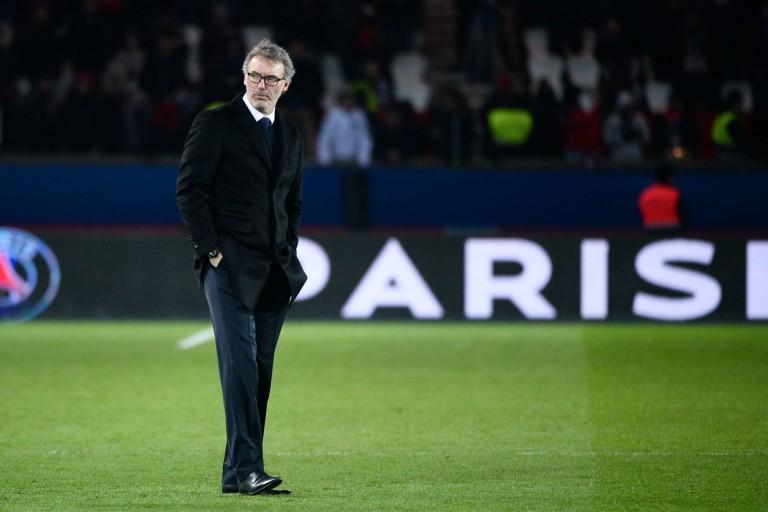 Laurent Blanc, ex-coach du PSG