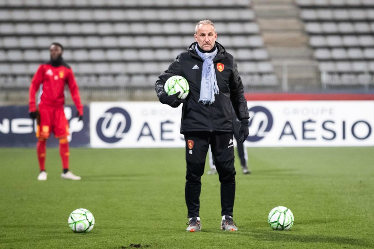 Laurent Peyrelade au Rodez AF jusqu'en 2023