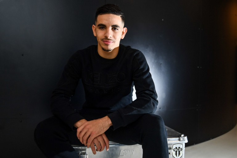 Rayan Aït-Nouria prolongé son contrat avec Angers SCO