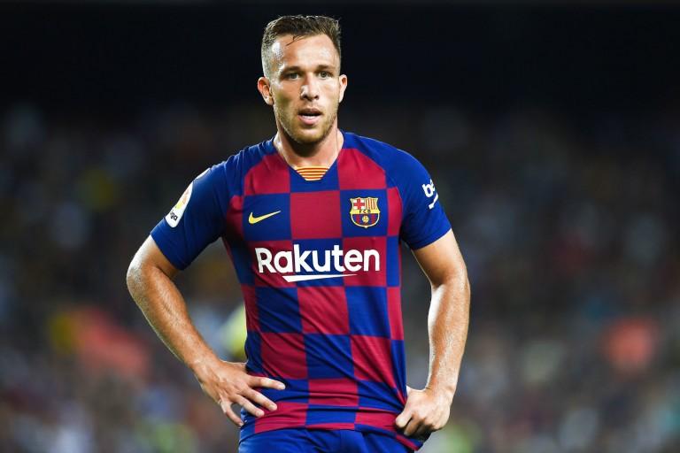 Milieu de terrain du FC Barcelone, Arthur Melo est proche de rejoindre la Juventus
