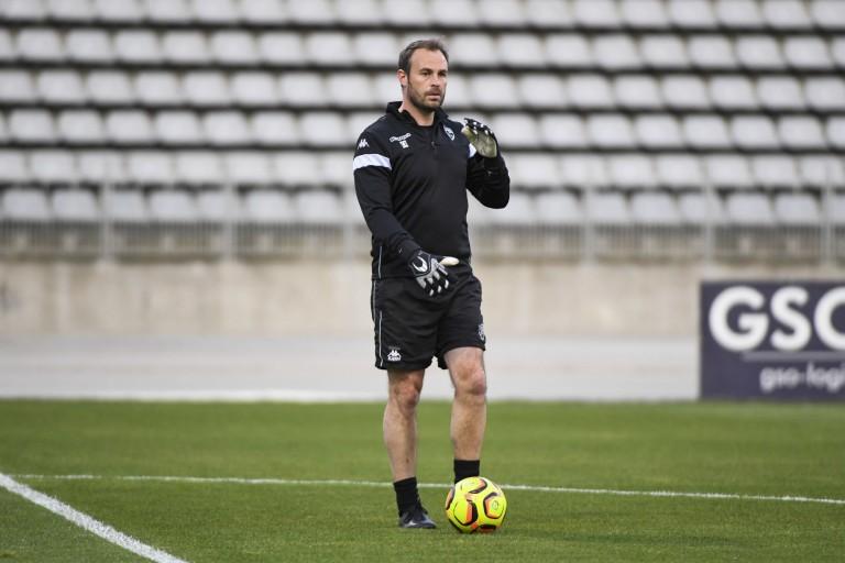 Christophe Revel, nouveau coach des portiers à l'OL