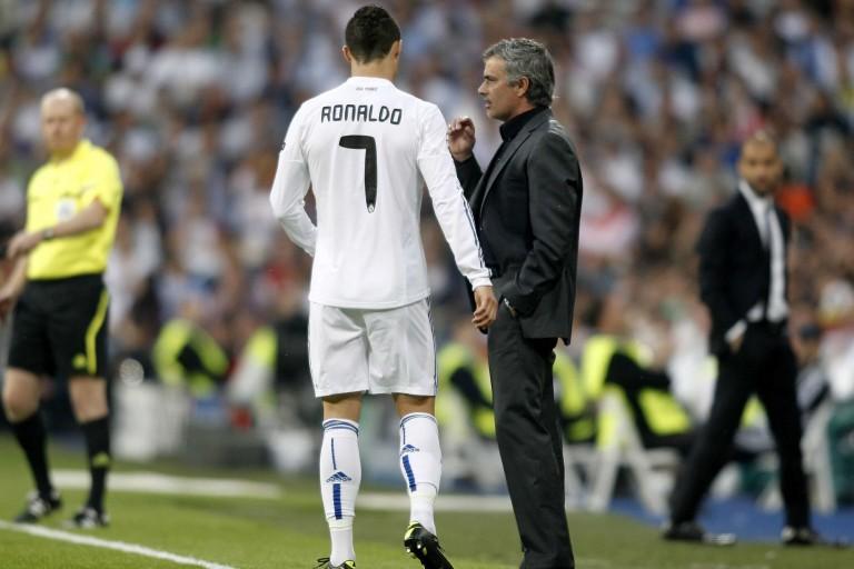 Real Madrid : altercation entre José Mourinho et Cristiano Ronaldo
