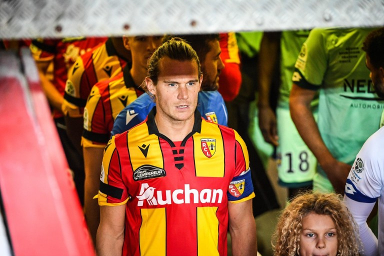 Guillaume Gillet, ex-défenseur du RC Lens.