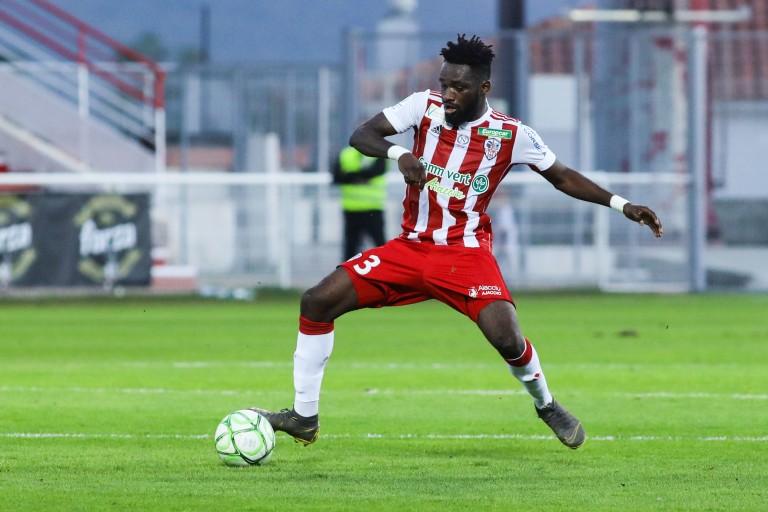 Ismaël Diallo va prolonger à Ajaccio