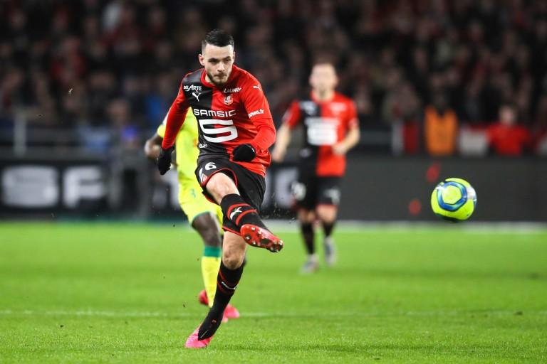 Le Racing Club de Strasbourg Alsace s'intéresse fortement à Jérémy Gélin