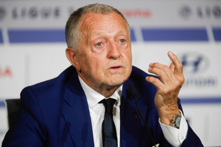 Jean-Michel Aulas tacle Florian Maurice