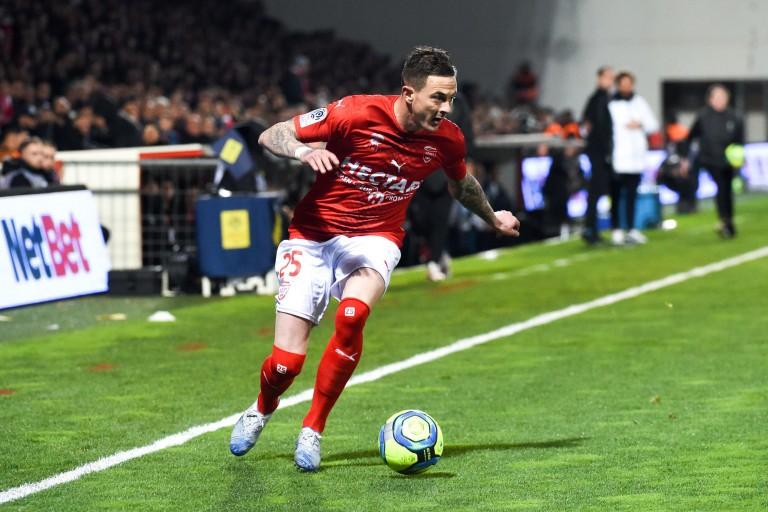 Nolan Roux a prolongé avec le Nîmes Olympique.