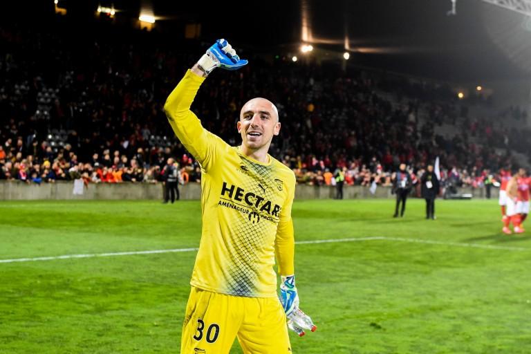 Paul Bernardoni, gardien de but de Bordeaux recruté par Angers SCO.