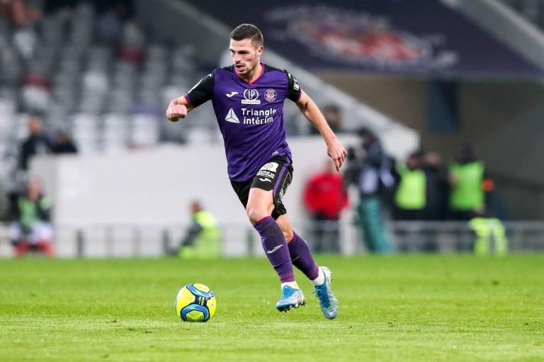 Quentin Boisgard devrait quitter Toulouse FC cet été pour rejoindre Lorient