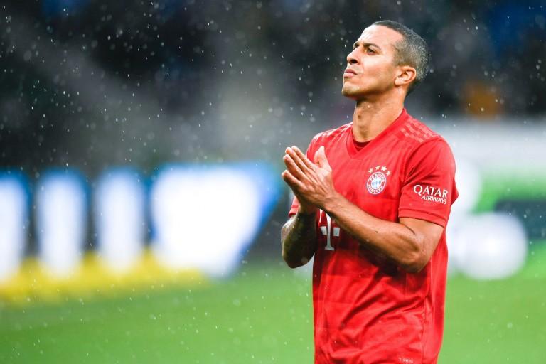 Le Bayern Munich et Liverpool proches d'un accord pour Thiago Alcantara