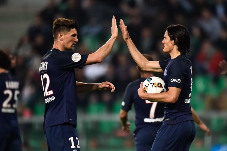 PSG : Meunier et Cavani ont raison de quitter le Paris SG