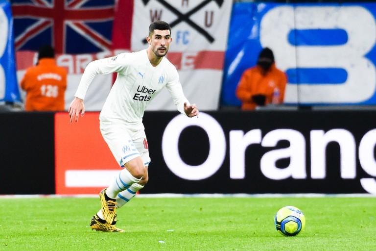 Alvaro Gonzalez, défenseur central de l'OM