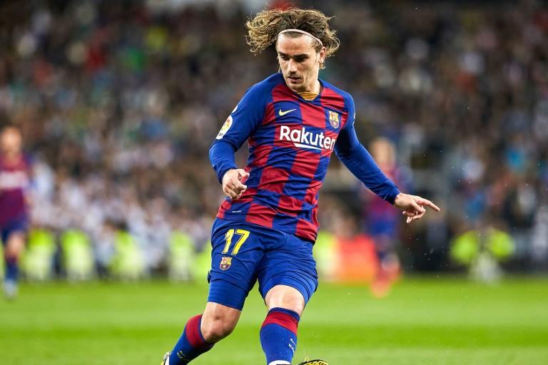 Antoine Griezmann pourrait manquer les deux derniers matches du FC Barcelone