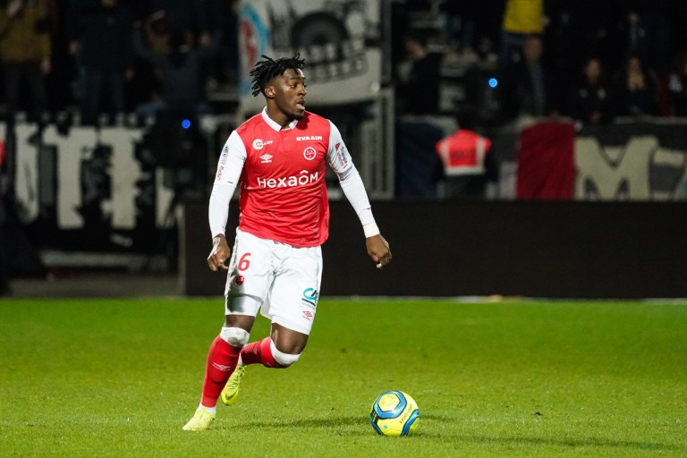 Le Stade de Reims a refusé 12M€ de l'AS Monaco pour Axel Disasi