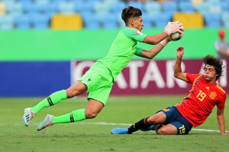 Angers SCO recrute Melvin Zinga, gardien de but de 18 ans formé au Havre AC