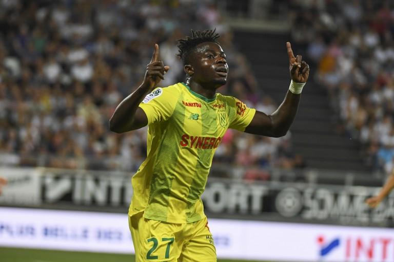 FC nantes : Moses Simon ne partira pas