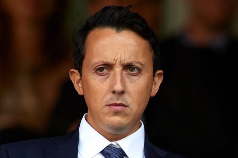 Pablo Longoria nouveau directeur du football de Marseille