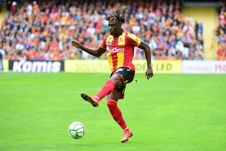 Arial Mendy, défenseur du RC Lens transférer au Servette FC.