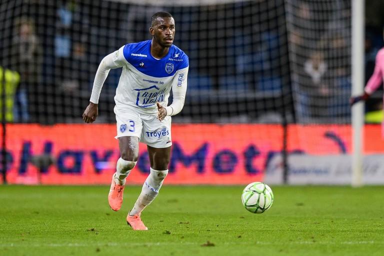 Boubakar Kouyaté recruté par le FC Metz à Troyes.