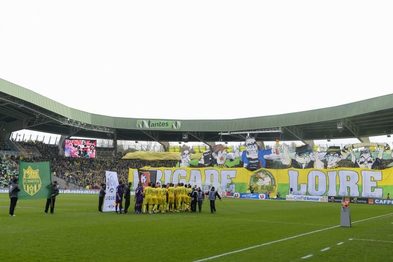 Le groupe de supporters du FC Nantes, Brigade Loire a décidé de rester à la maison.