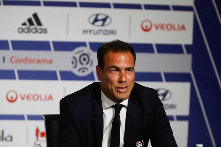 Bruno Cheyrou, patron de la cellule recrutement de l'OL.