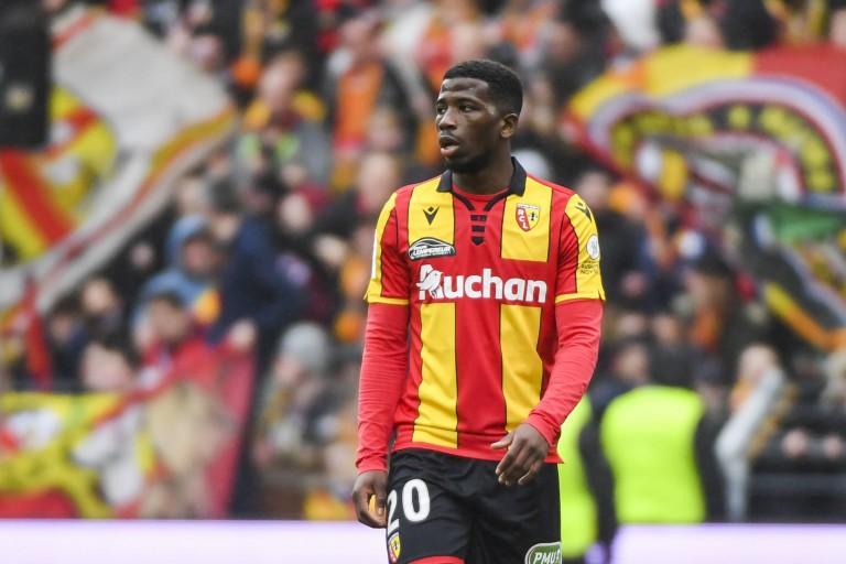 Cheick Traoré, défenseur du RC Lens, victime d'une rupture du tendon d'Achille