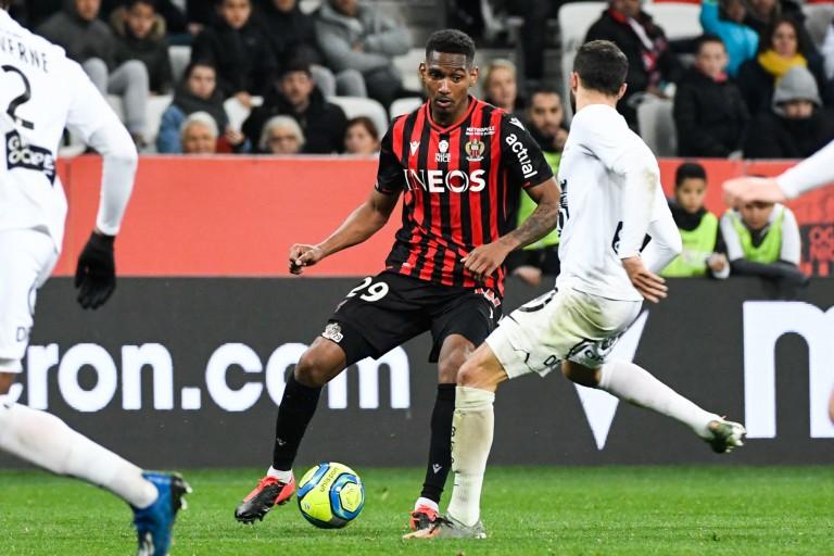 Christophe Hérelle, défenseur de l'OGC Nice transféré au stade Brestois