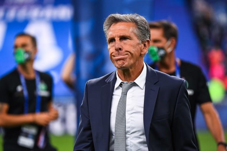 Claude Puel déçu par le nul contre le FC Nantes