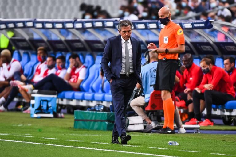 SRFC - ASSE, Claude Puel explique la défaite face au Stade Rennais