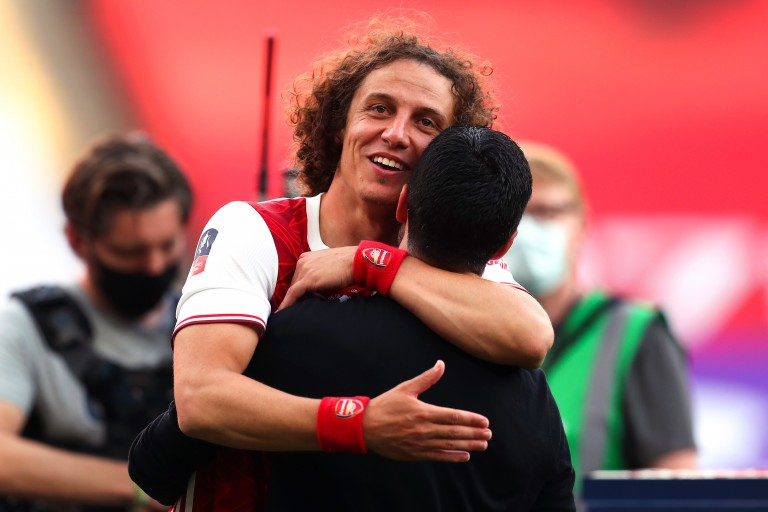 Stade Rennais : David Luiz n'est pas un intérêt du Stade Rennais FC