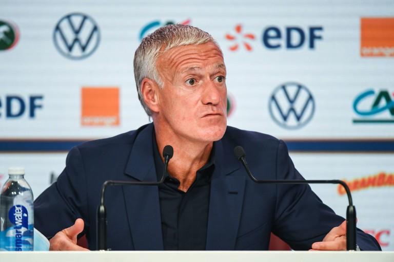 Didier Deschamps mécontent du nouveau calendrier du match RC Lens - PSG.