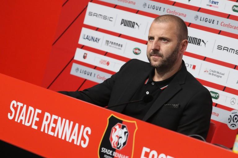 Florian Maurice, directeur sportif du Stade Rennais, aux trousses de Fikayo Tomori