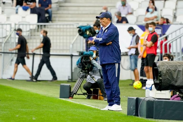 Jean-Louis Gasset, ex-coach de l'ASSE.