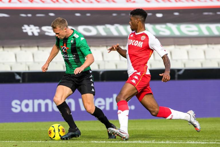Panzo quitte Monaco et signe à Dijon — Mercato
