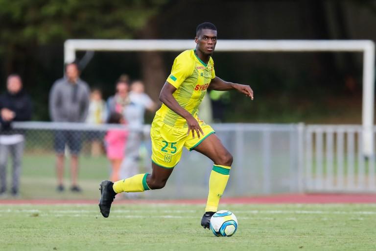 Josué Homawoo, défenseur togolais formé au FC Nantes