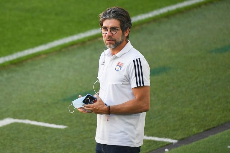 Juninho, directeur sportif de l'OL.
