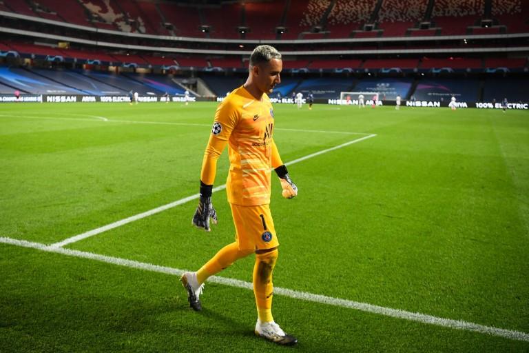 Keylor Navas devrait manquer le match contre le RB Leipzig